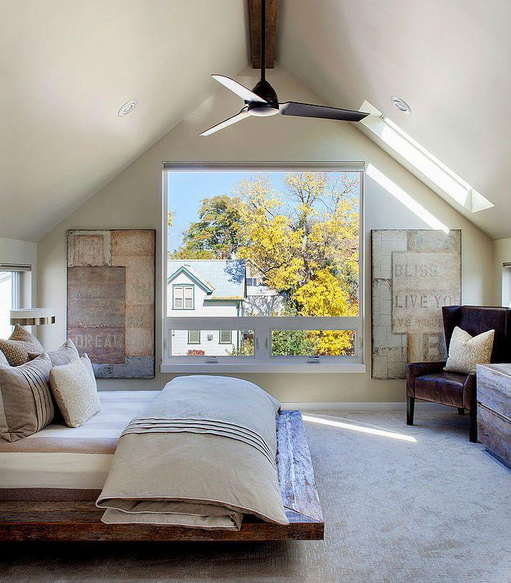 Chambre à coucher : 110 photos pour l'aménager