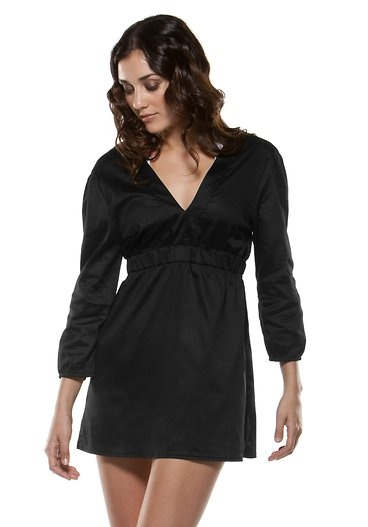 Oakley's Holiday Tunic in black
