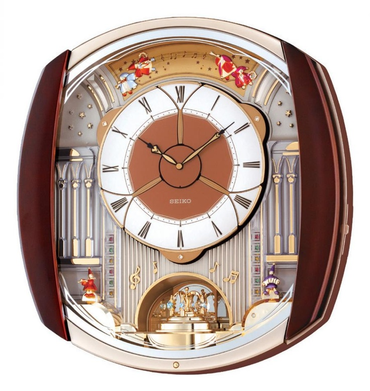 69 best Seiko wall clocks images on Pinterest Musicals Wall