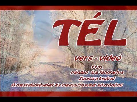 Tél #VERS #VIDEÓ #zongora kíséret - Minden jog fenntartva