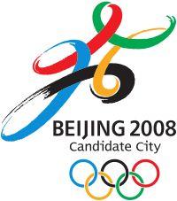 Beijing 2008 Olympic bid logo