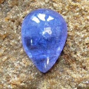 Tanzanite Pear Shape 6.50 carat