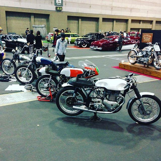 #garageride #ガレージライド #SR400 #motorcycles #vmx #dt250 #奈良 #バイク#カスタムバイク #speedandcustomshow #スピード&カスタムショー #スピカス