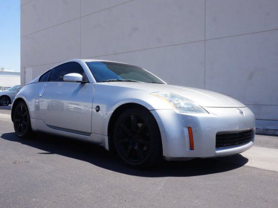 Coupe 2003 Nissan 350z Touring With 2 Door In Tucson Az 85705 Nissan 350z Nissan Nissan Cars