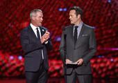 Vince Vaughn, Brett Favre Bring Football Rivalry to ESPYs Stage - http://www.nbcchicago.com/news/local/Vince-Vaughn-Brett-Favre-Bring-Bears-Packers-Rivalry-to-ESPYs-Stage-315828511.html