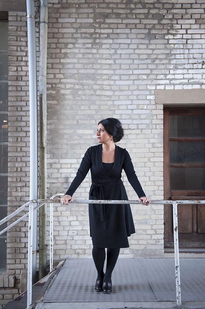 Mode für die urbane Frau, die nicht lange überlegen möchte, was Sie anziehen soll...
