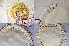Ажурный пирог с капустой | Sugar & Breads in Russia