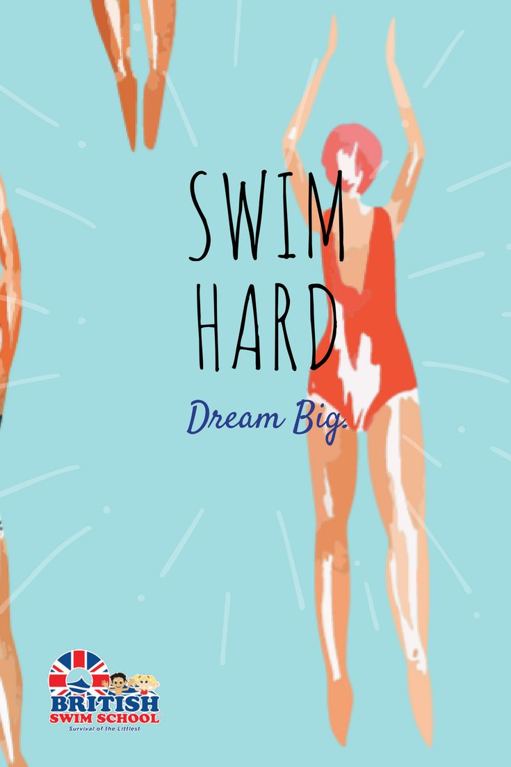Quotes to live by. Dream big. #swimming #qotd #swim