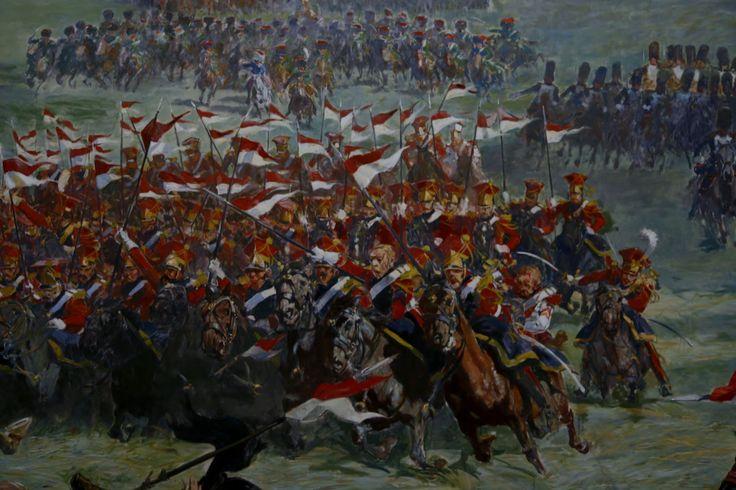Waterloo panorama bitwy