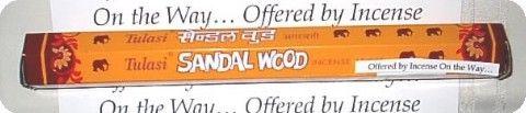 Tulasi Sandalwood Incense