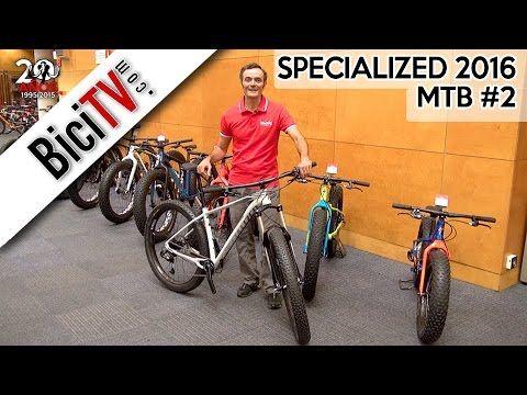 Bicicletas de montaña Specialized 2016 novedades (vídeo) | Bicicletas de segunda mano y bicicletas nuevas en oferta