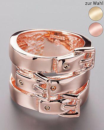 Ring mit Gürtelschnallen online kaufen