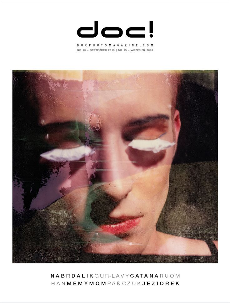 Cover of doc! photo magazine #15 Cover photo: Maciek Nabrdalik (VII Photo)