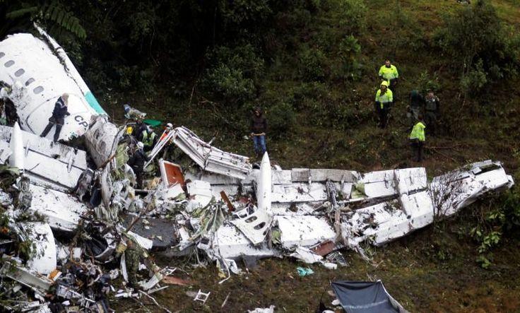 #world #news  Human error led to Colombia soccer plane crash: authorities