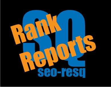 SEO Rank Reports von seo-resq.
