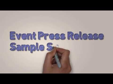 7 best Press Release images on Pinterest Press release - press release template sample