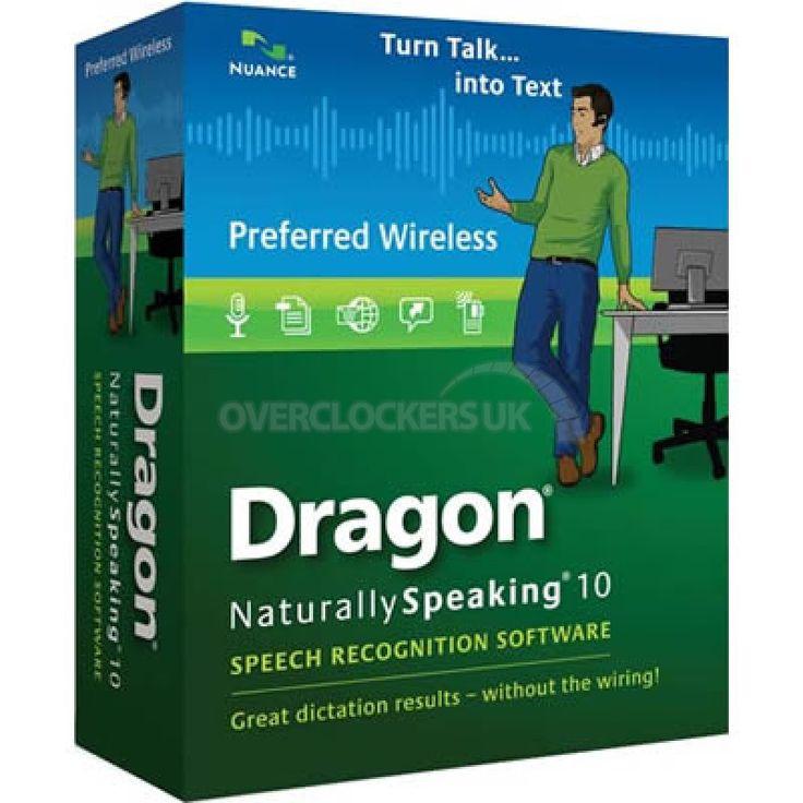 Dragon naturally speaking preferred version