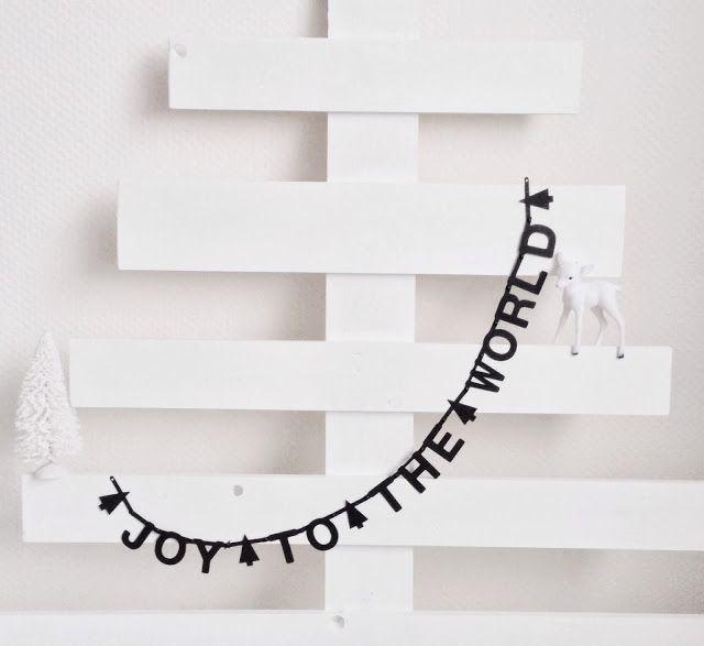#Wordbanner #tip: Joy to the world - #Christmas - Buy it at www.vanmariel.nl - € 11,95