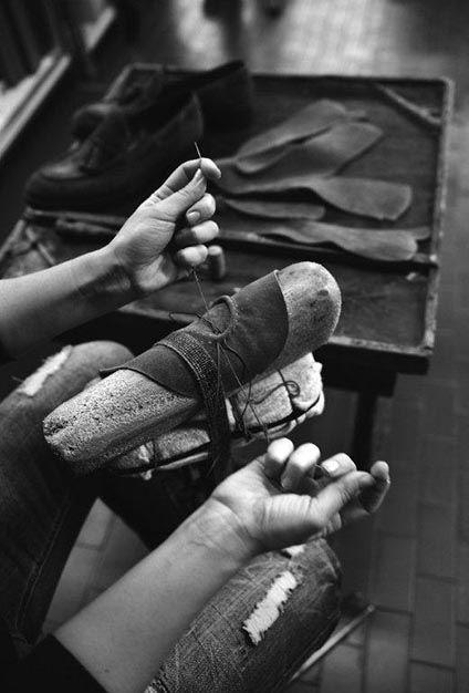 Fratelli Rossetti, master's hands