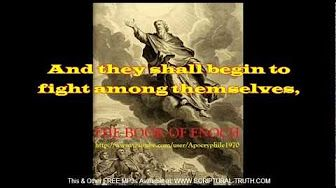 (1) Book of Enoch, Read-Along Version - ENTIRE BOOK (R.H. Charles) - YouTube