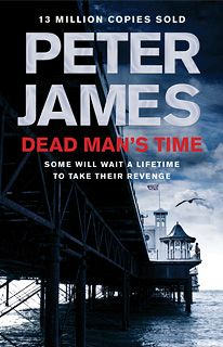 Author Peter James: Best Seller Murder Mystery Books, Roy Grace Thriller Crime Novels