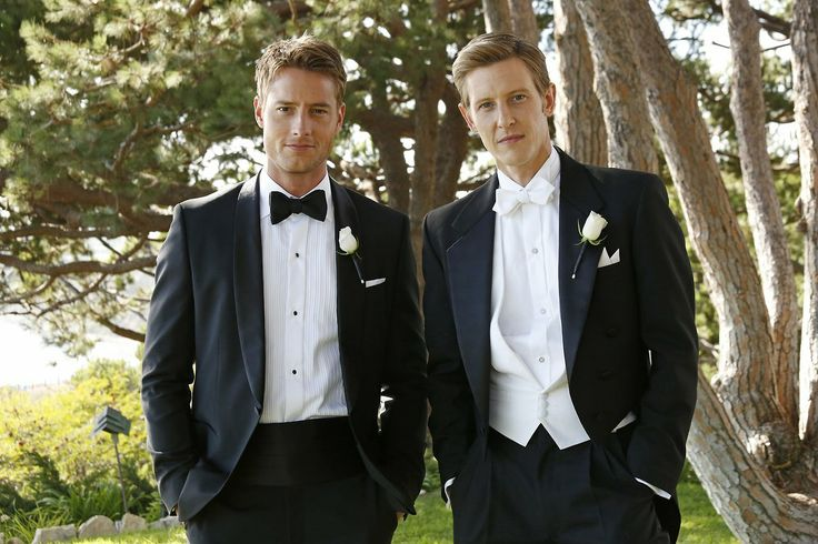 Justin Hartley & Gabriel Mann as Patrick Osbourne & Nolan Ross in revenge http://revenge-for-everyone.tumblr.com