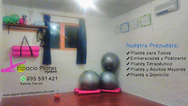 Clases de pilates para todos, embarazadas, adultos mayores, terapéutico y a domicilio!  #pilates #pilatesneptunia