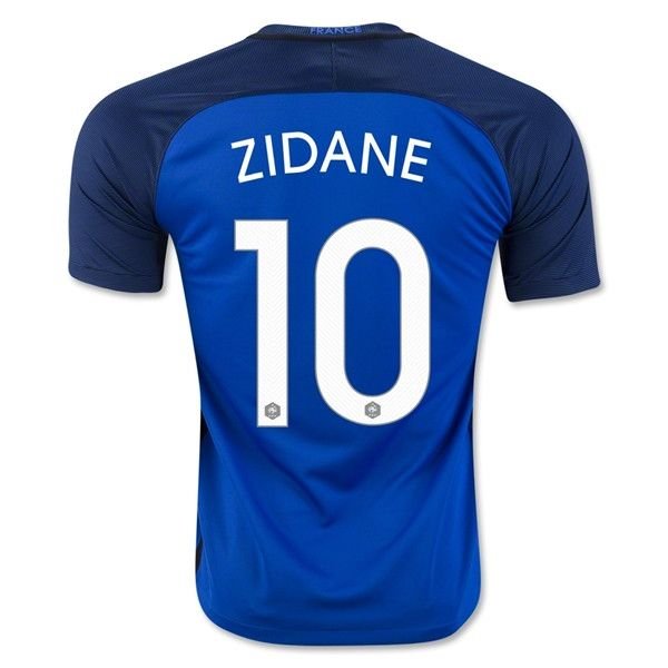 size 40 7e38d 06df5 order france 10 zidane away long sleeves soccer country ...