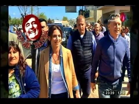 Macri: Timbreos y polarización con CFK