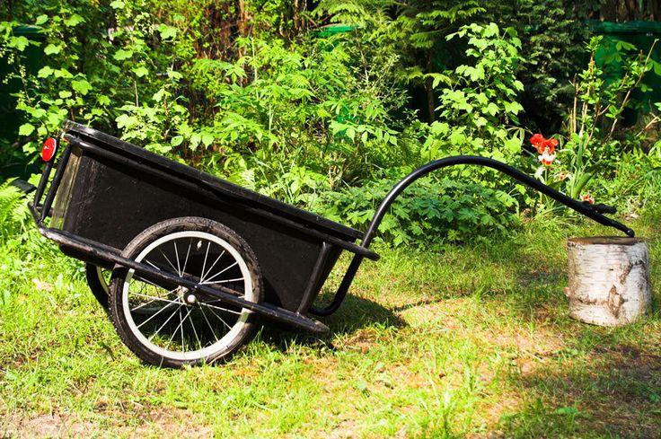 Lasten mit dem Fahrrad transportieren: Tipps zur Auswahl eines Handwagens | eBay