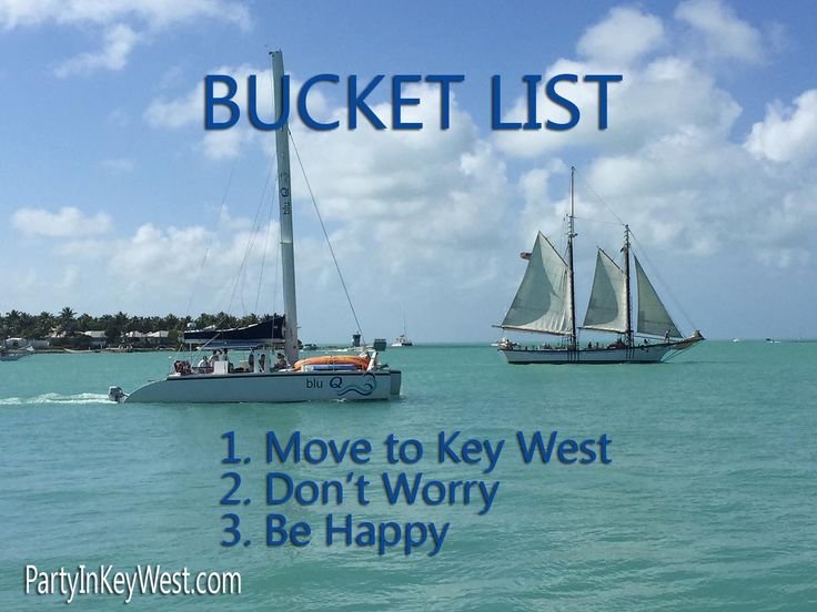 Key West is a bucket list must. Come visit and see for yourself. Find anything and everything about Key West at http://partyinkeywest.com