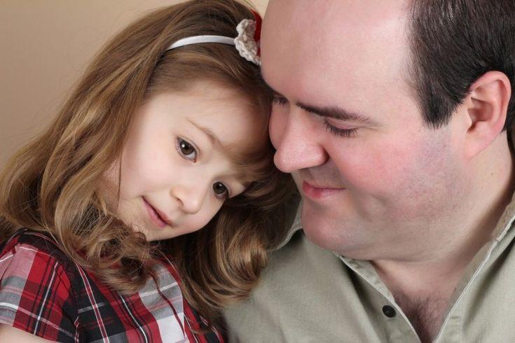 Stipriai sergantis tėvas paskatino dukrą susimąstyti