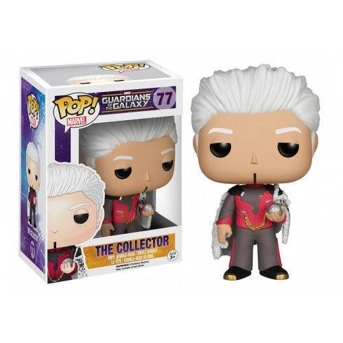 Funko Pop! The Collector, Colecionador, Guardians of the Galaxy, Guardiões da Galáxia, Marvel, Funkomania, Quadrinhos