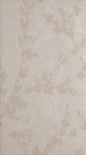 floral beige wall tile
