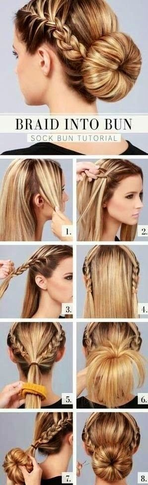 *~ Laugh Out Loud! :D ~* #hairstyle,  braid