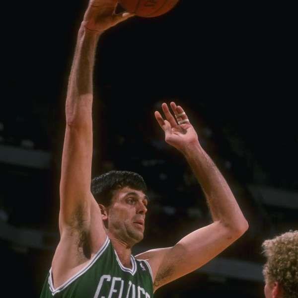 Kevin McHale, un histórico de los Celtics de Boston