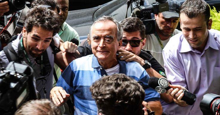 Justiça Federal nega pedido de liberdade de Nestor Cerveró