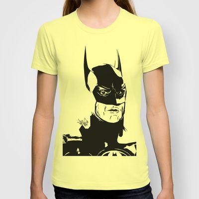 I'm Batman T-shirt by Vee Ladwa - $18.00