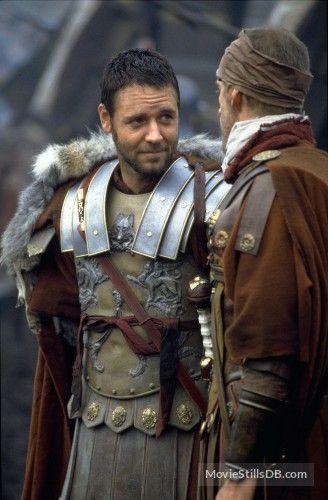 """Gladiator(2000) Ridley Scott """"La muerte nos sonríe a todos, devolvámosle la sonrisa."""""""