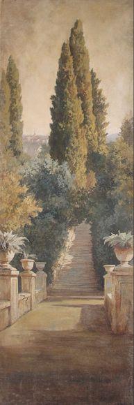 escalier, atelier pascal amblard (would make a lovely mural)