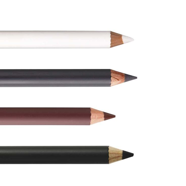 GOSH Kohl Eye liner. This fantastic eye liner ensures a fine spreading of the colour pigments. The pencil is very easy to work with and gives a nice-looking application.