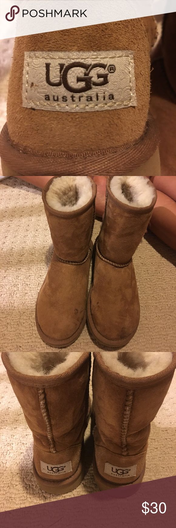 UGG Kids Boots good condition Great condition.  Purchased from Neiman Marcus in New York UGG Shoes Boots