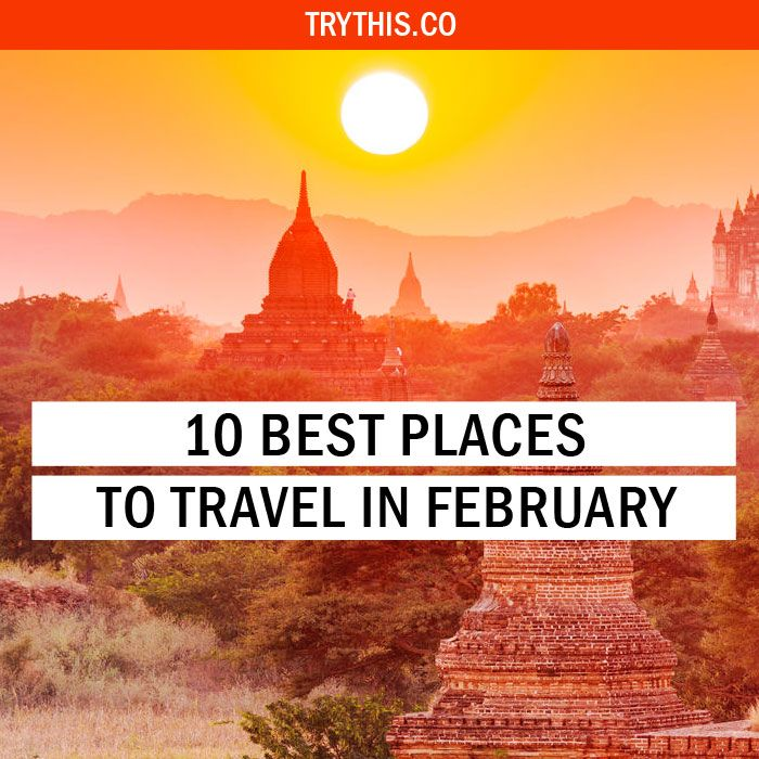 52079 best top creative cool ideas images on pinterest for Best vacation places in february