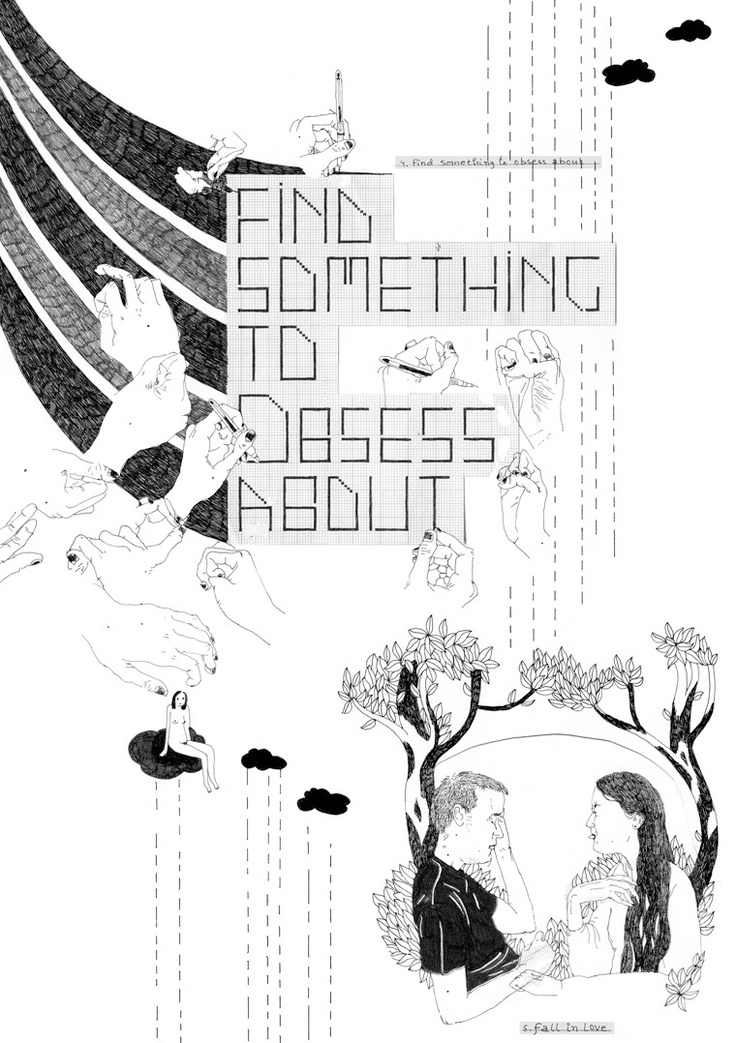 How to Escape Reality :Keren Taggar - illustrator