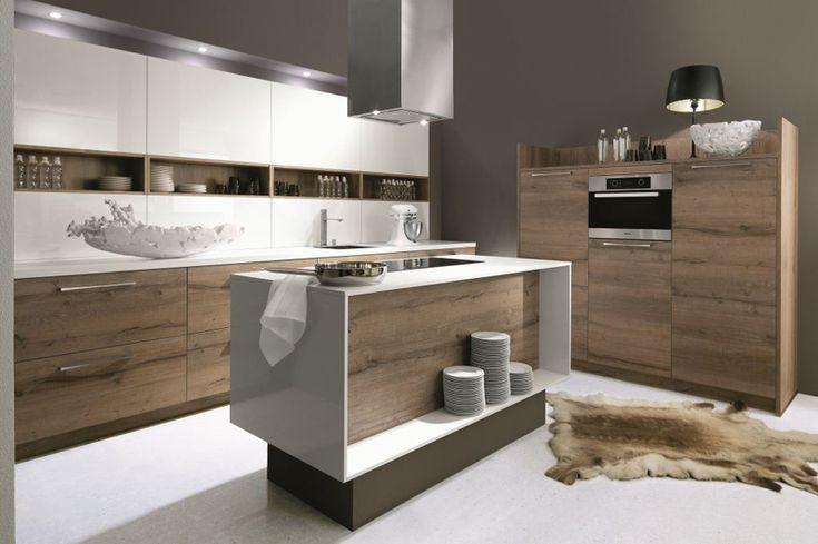Agencement de cuisines modernes haut de gamme sur mesure for Cuisine haut de gamme