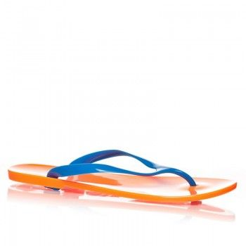 Papuci TanTan - Portocaliu
