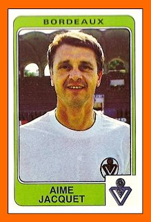 Old School Panini: Finale de la coupe de France 1986 : Bordeaux - Marseille