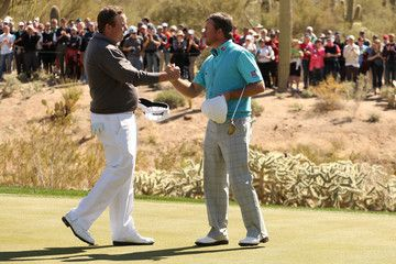 Graeme McDowell Shane Lowry World Golf Championships-Accenture Match Play Championship - Round Three