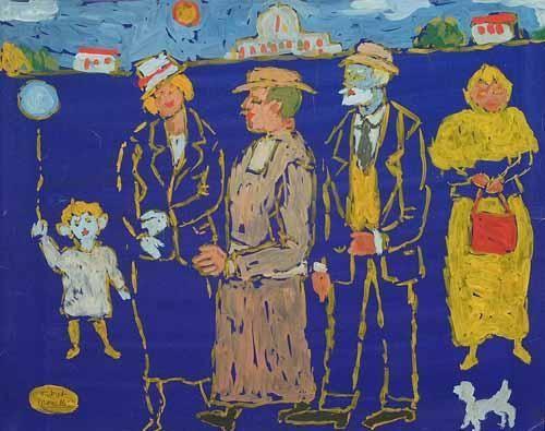 Fikret MUALLA - Sanatçı Detayı - Turkish Paintings
