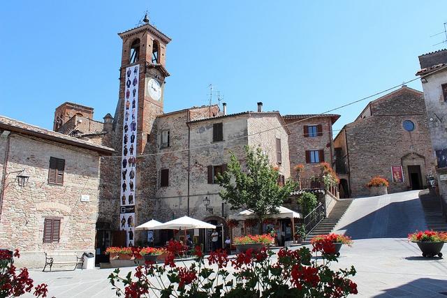 Citerna, Umbria, Italy
